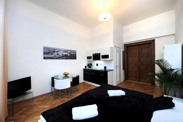 Josefov Apartments - фото 14