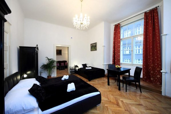 Josefov Apartments - фото 15