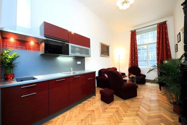 Josefov Apartments - фото 19