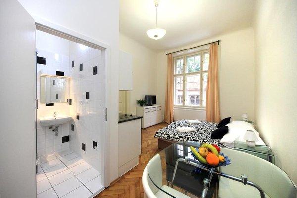 Josefov Apartments - фото 6
