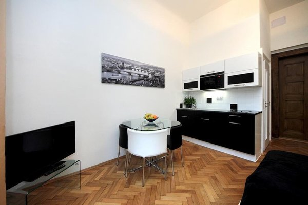 Josefov Apartments - фото 8