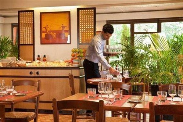 Campanile Hotel & Restaurant Liege / Luik - фото 10