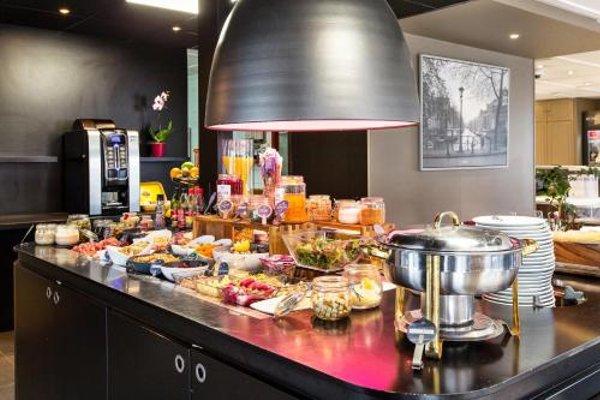 Campanile Hotel & Restaurant Liege / Luik - фото 11