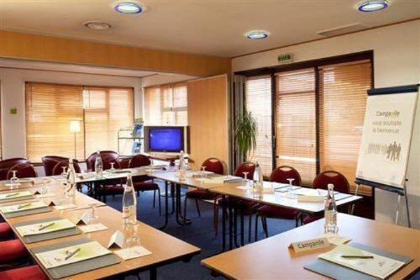 Campanile Hotel & Restaurant Liege / Luik - фото 15