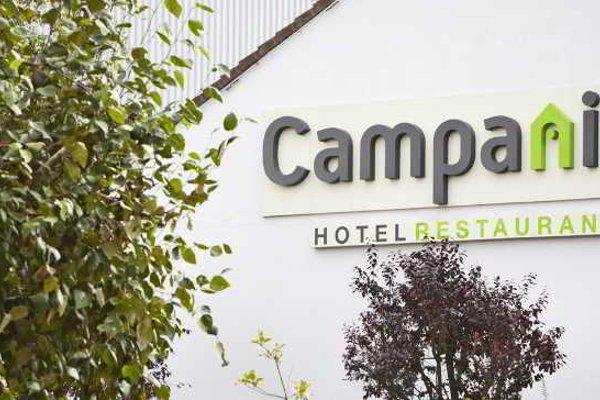 Campanile Hotel & Restaurant Liege / Luik - фото 17
