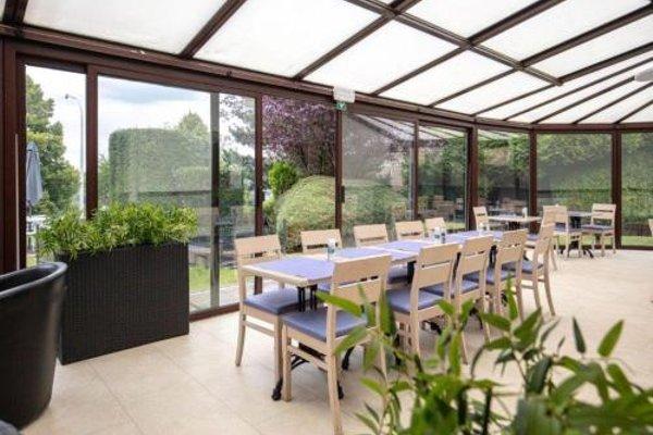Campanile Hotel & Restaurant Liege / Luik - фото 22