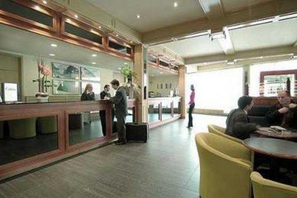 ALLIANCE HOTEL LIEGE PALAIS DES CONGRES - 15