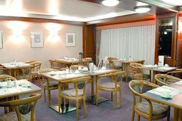 ALLIANCE HOTEL LIEGE PALAIS DES CONGRES - 17