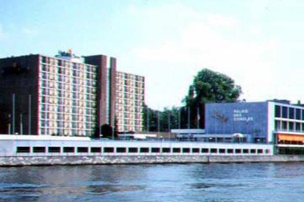 ALLIANCE HOTEL LIEGE PALAIS DES CONGRES - 21