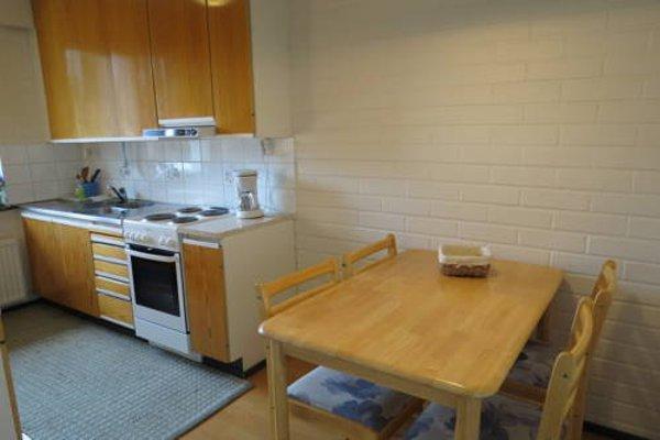 Laatokan Portti Apartments - фото 15