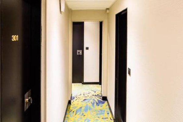 Hotel Lanjuinais - 19
