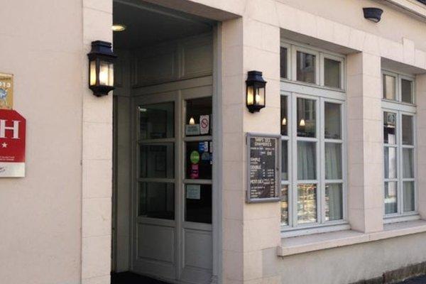 Hotel Lanjuinais - 23