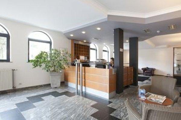 Hotel New Damshire - фото 16