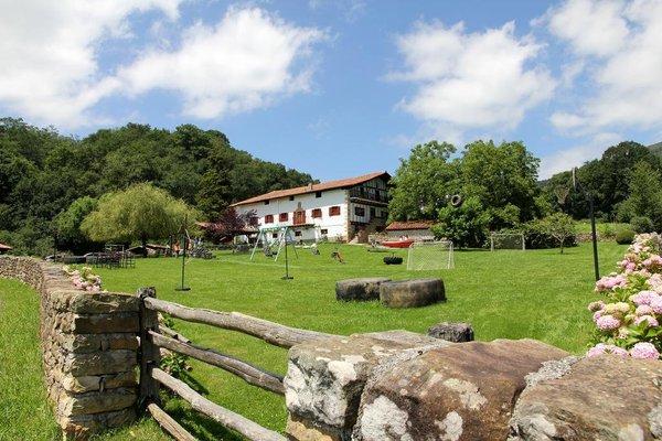 Casa Rural Iratxeko-Berea - фото 13