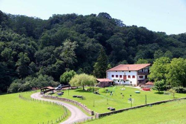 Casa Rural Iratxeko-Berea - фото 14