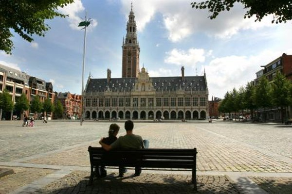 pentahotel Leuven - фото 21