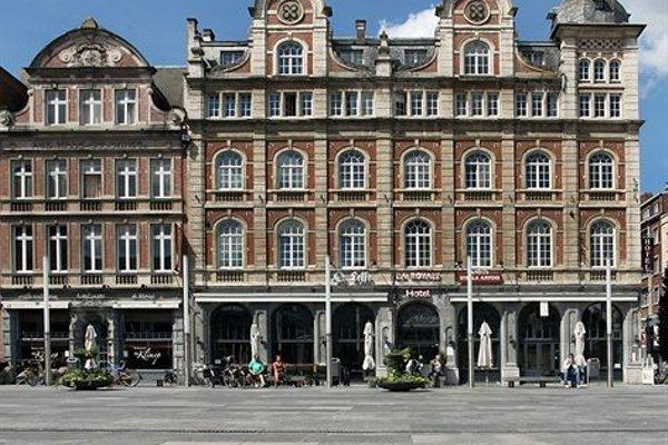 Hotel La Royale - фото 17