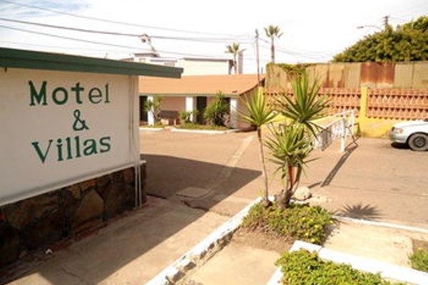 Paraiso Motel & Villas - фото 21