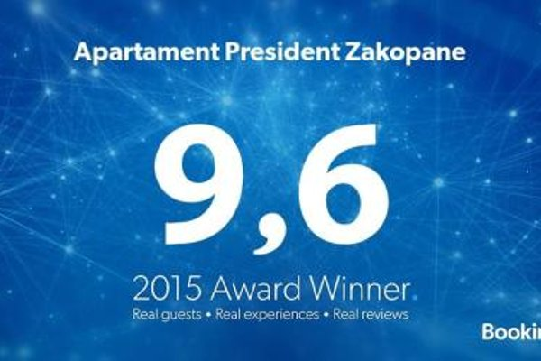 Apartament President Zakopane - фото 21