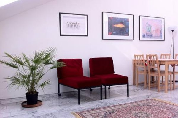Vienna Art Apartments - Penthouse - фото 13