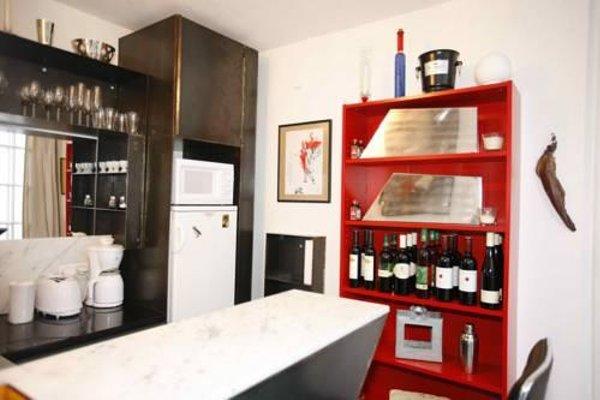 Vienna Art Apartments - Penthouse - фото 15
