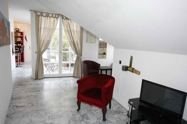 Vienna Art Apartments - Penthouse - фото 7