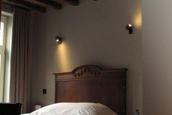 B&B Guesthouse Begijnhof - фото 16