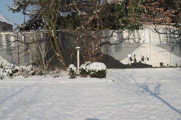 B&B Guesthouse Begijnhof - фото 14