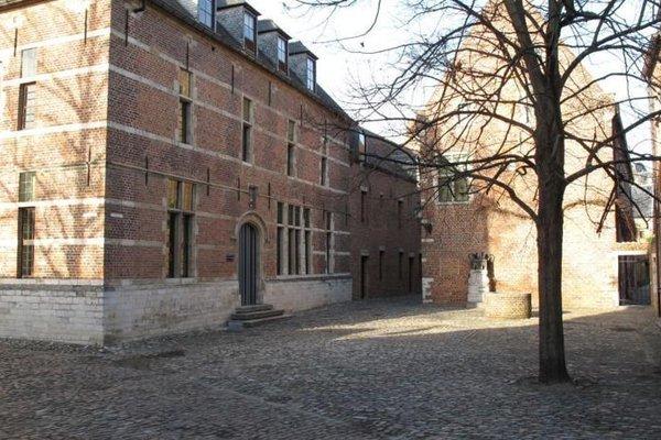 B&B Guesthouse Begijnhof - фото 7