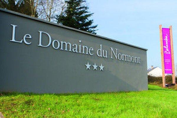 Hotel Belambra Le Normont - фото 21