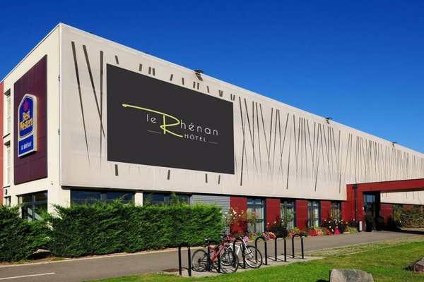 Best Western Plus Hotel Le Rhenan - 23