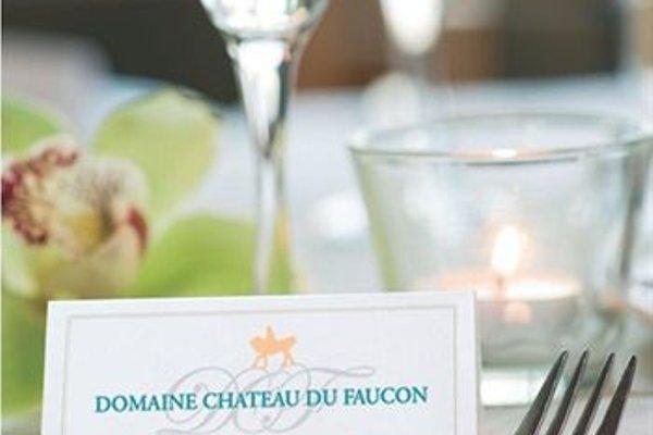 Le Domaine Chateau du Faucon - фото 12