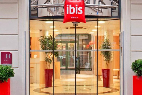 Ibis Paris Opera La Fayette (ех. Ibis Opera Le Peletier) - 18