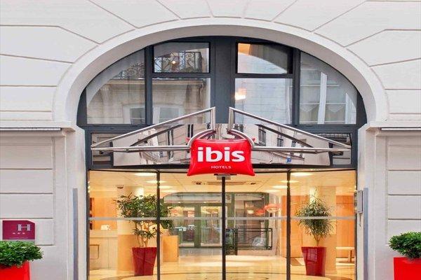 Ibis Paris Opera La Fayette (ех. Ibis Opera Le Peletier) - фото 21