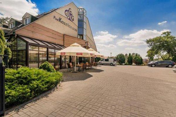 Hotel Pod Kasztanami - фото 23