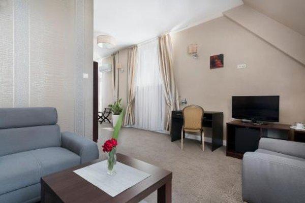 Hotel Pod Kasztanami - фото 6