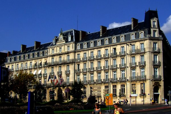 Hotel De Paris - фото 20
