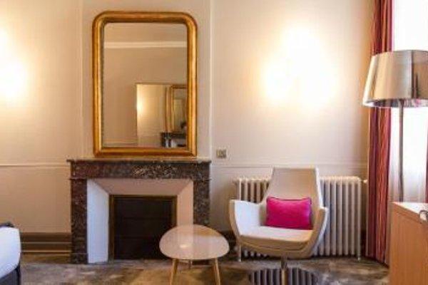 Hostellerie Du Chapeau Rouge - фото 10