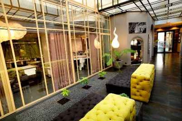 Hostellerie Du Chapeau Rouge - фото 14