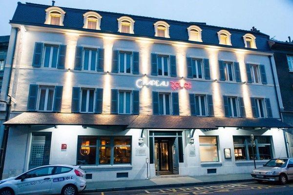 Hostellerie Du Chapeau Rouge - фото 22