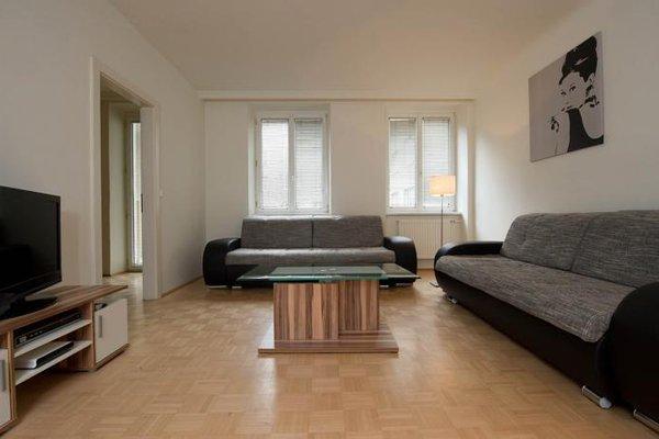 Debo Apartments Marc-Aurel-Strasse - фото 5