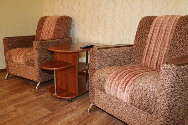 Байкал Апартаменты Вокзальная 14 - фото 12