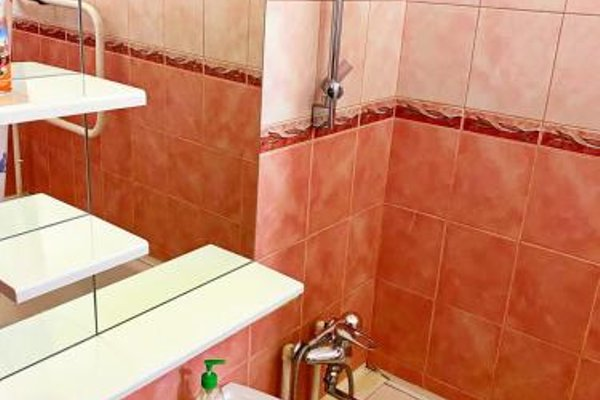 Байкал Апартаменты Вокзальная 14 - фото 23