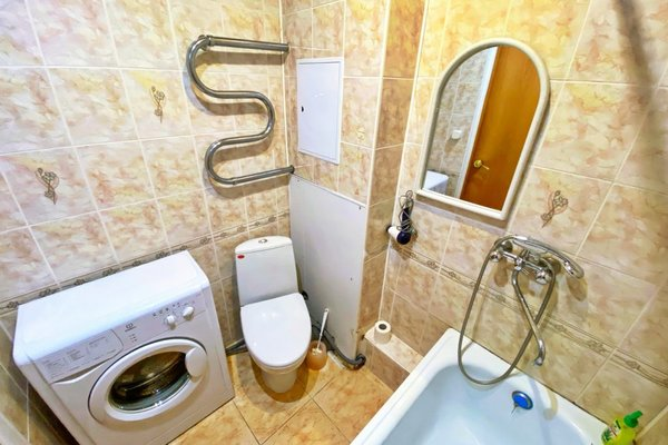Байкал Апартаменты Вокзальная 14 - фото 7