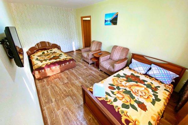 Байкал Апартаменты Вокзальная 14 - фото 9