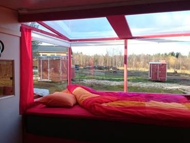Гестхаус Lake Inari Mobile Cabins