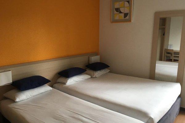 Budget Hotel - Melun Sud Dammarie Les Lys - фото 3