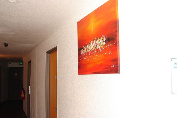 Budget Hotel - Melun Sud Dammarie Les Lys - фото 6