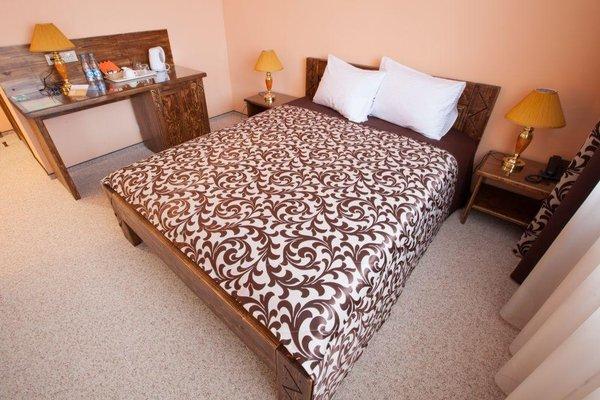 Отель Хантыйская Горка - фото 50