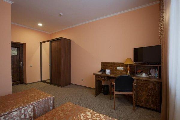 Отель Хантыйская Горка - фото 14
